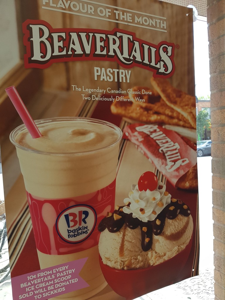 baskin - beavertails