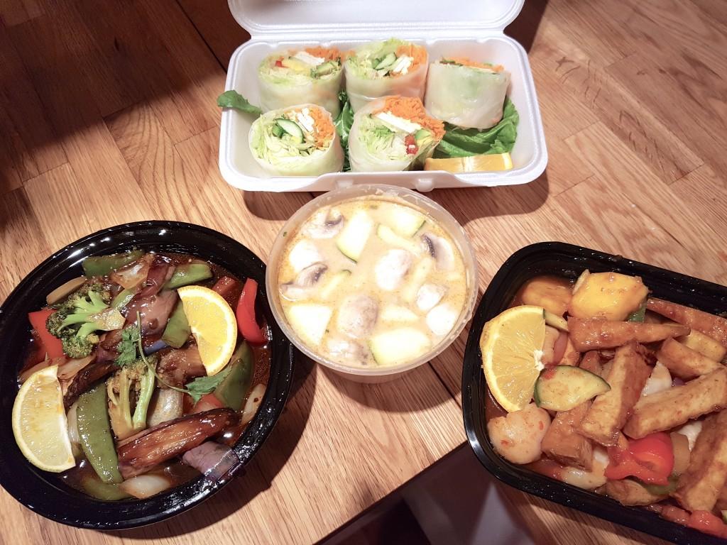 foodora - dinner