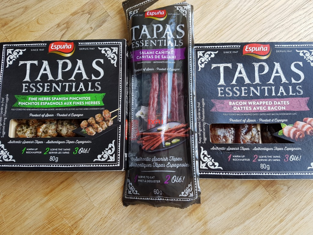 tapas - product