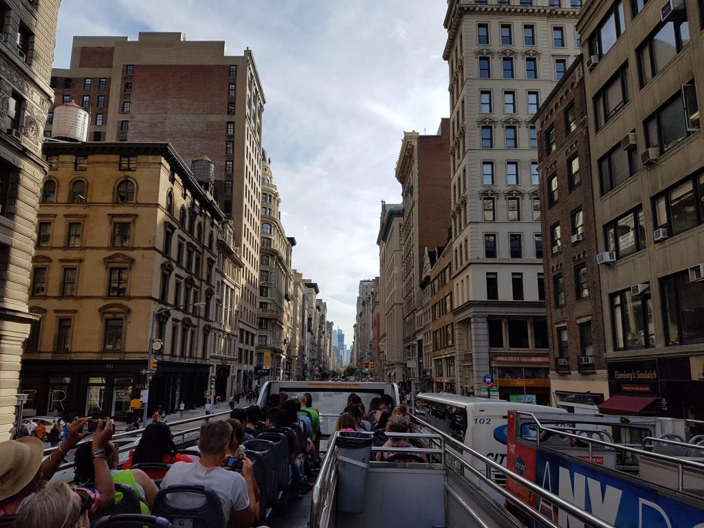 nyc - tour