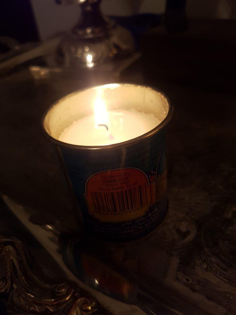 gym-candle