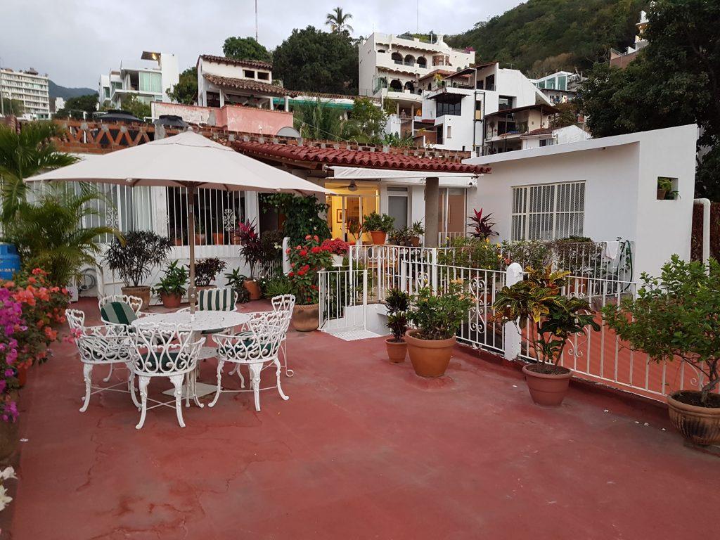 pv - terrace