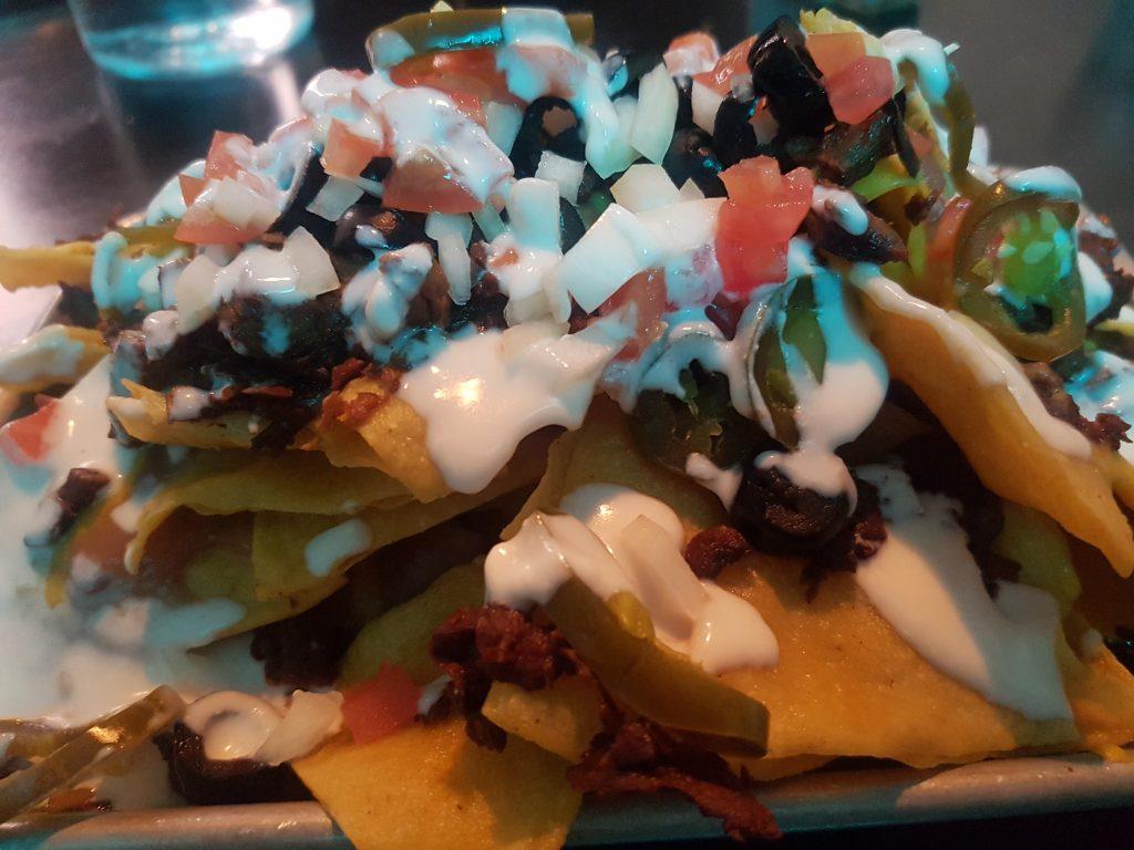 doomies - nachos