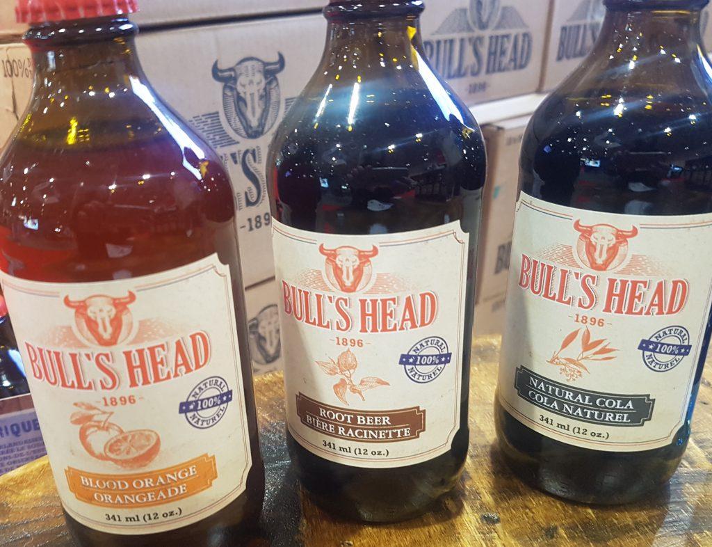 rc - bull's head