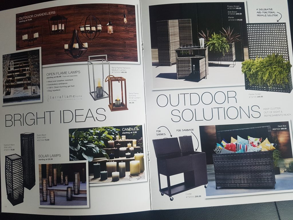 lowes - outdoor solutions