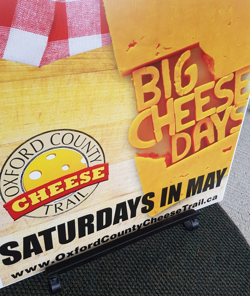 cheese - sign