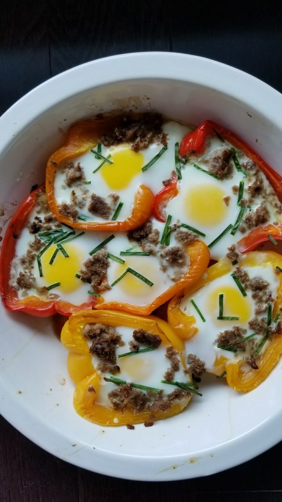 brunch - eggs